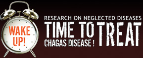 Time to Treat Chagas! Logo